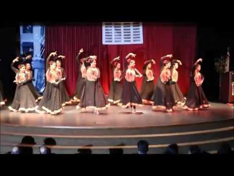 Remo fernandez flute song dance @ Dance Dil se on April 1st, 2017