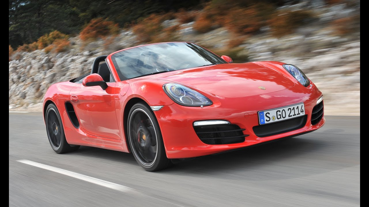 porsche boxster s 2013 evo review funnycat tv. Black Bedroom Furniture Sets. Home Design Ideas
