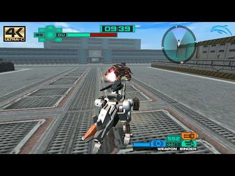Zoids: Battle Legends - Gamecube Gameplay 4K 2160p (DOLPHIN)