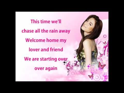 Toni Gonzaga - Starting Over Again (Lyrics) HD