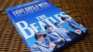 The Beatles: Eight Days a Week Special Edition - video unboxing