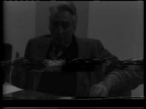 Roland Barthes, New York University, Part 2