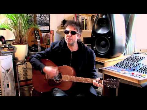 Ian McCulloch Plays 'The Killing Moon' (Acoustic)