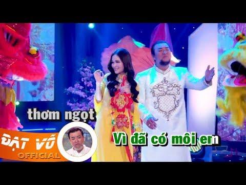Karaoke Bài Ca Tết Cho Em - Đạt Võ & Kim Ryna (Beat Gốc)