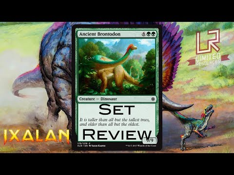 Limited Resources 407 – Ixalan Set Review: Commons and Uncommons