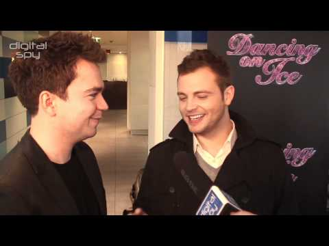 Sam and Mark chat Dancing On Ice