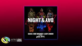 Ganja Beatz ft. Sjava, ShoMadjozi & Lady Zamar - Night & Day (Official Audio)