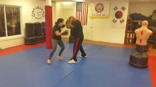 Kickboxing & Self Defense Training In Monroe CT