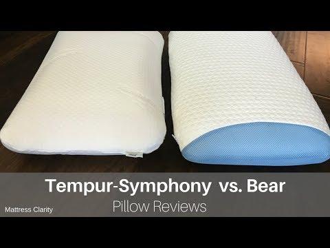 pillow-reviews:-tempur-symphony-vs.-bear