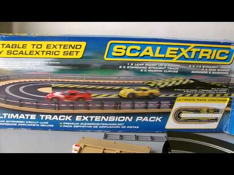 Scalextric Accessory Review: Ultimate track extension pack