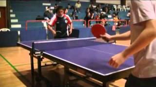 Tres secretos para jugar al tenis de mesa