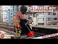 Tokyo Tour | Peeing Boy statue and the World Trade Center Japan