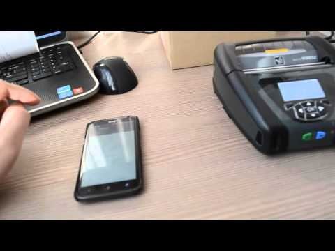 Mobile printing with Android and Zebra printer – Dan Iftodi
