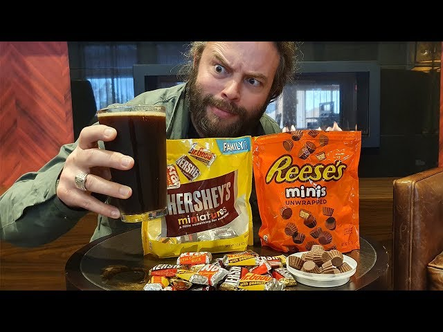 Beer Log: trying Hershey & Yuengling's Chocolate porter | The Craft Beer Channel