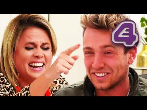 Ejaculating, Farting & Inviting Two Girls To Go Abroad?!! | Celebs Go Dating