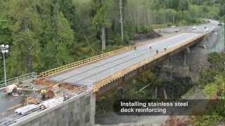 Sombrio Bridge Time Lapse