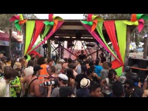 Liquid Soul - Liquid Hook LIVE @ Earthcore 2015 HD