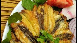 Hamsi Tava Nasıl Yapılır? - Recipe - Turkish Food
