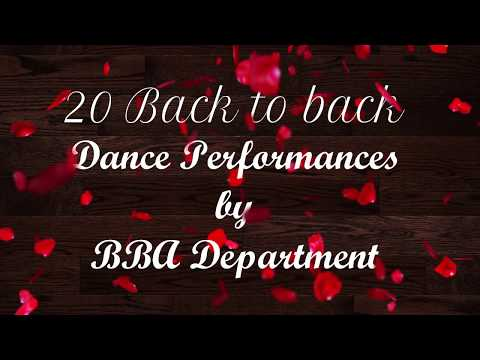 """20 Back to back Performance    BBA    IMS Ghaziabad    FRESHER'S 2K17    """"Firstyou"""""""