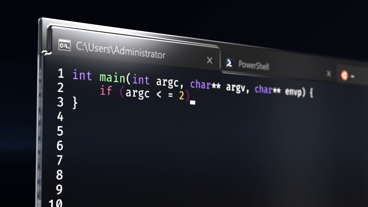 Microsoft unveils Windows Terminal, a new command line app