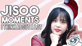 blackpink jisoo moments i think about a lot