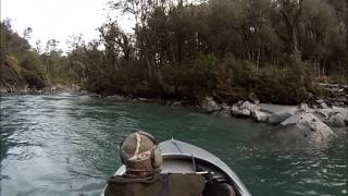 jet boating westcoast NZ 2015