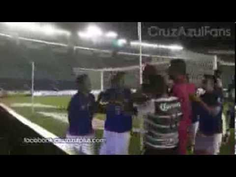 Ecos de un Estadio Vacio - Cruz Azul vs Santos (2-1) Clausura 2014