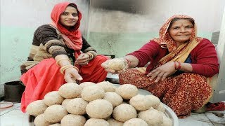 Gum Ladoo recipe ,the Secret of Haryanvi Health
