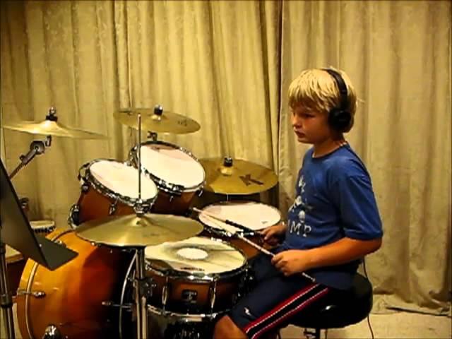 Taio Cruz - Dynamite: Drum Cover by Cole