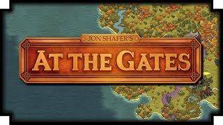 At the Gates - (4x Dark Age Empire Building Game)