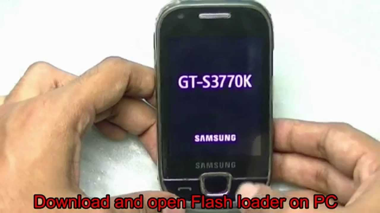 samsung s3370 flashing with flash loader tool youtube rh youtube com Samsung Transform User Guide Samsung User Manual Guide