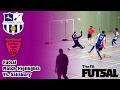 Futsal Goalkeeping Match Highlights #1 - National League