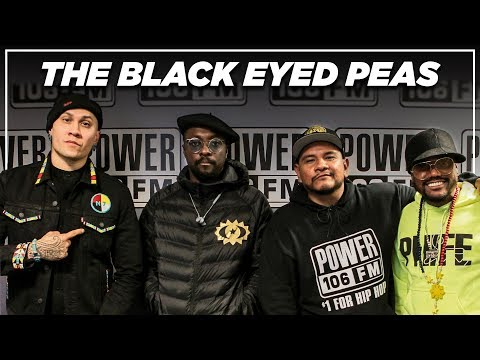 The Black Eyed Peas on Making a Comeback, Releasing New Music Every 2 Weeks, Ring The Alarm & more! Mp3