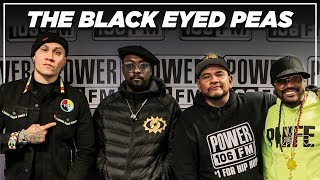 the black eyed peas on making a comeback releasing new music every 2 weeks ring the alarm more