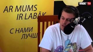 MIX TV: Comedy Club 2014: В гостях у радио MIX FM Александр Незлобин
