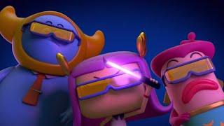 Астролология | Мини световой меч | Мультфильмы для детей | Полные эпизоды | WildBrain