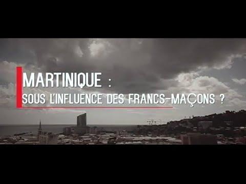 ENQUETE SUR LA FRANC-MAÇONNERIE MARTINIQUAISE