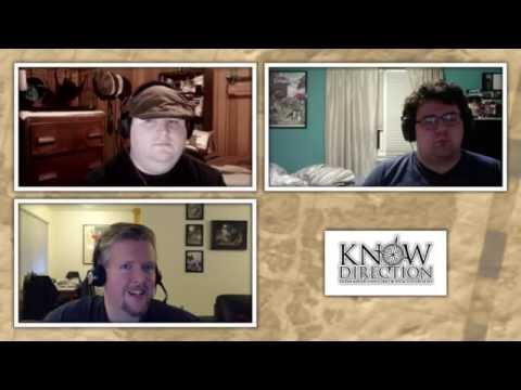 Know Direction Pathfinder Podcast 143 - Jason Bulmahn's new Project