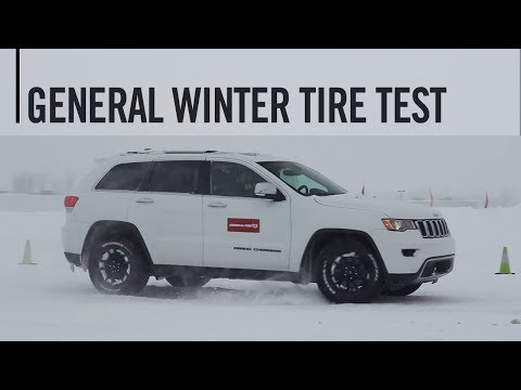 General Grabber APT ATX Winter Tire Test
