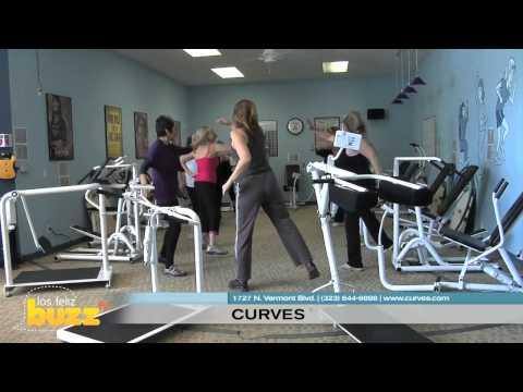 MyLocalBuzzTV Curves Health Club & Fitness Center Los Feliz