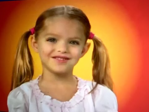 Isabel Myers, Flipping for Phonics Commercial
