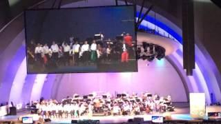 "Tituss Burgess as Sebastian - ""Under the Sea""  - The Little Mermaid Concert Hollywood Bowl 2016"