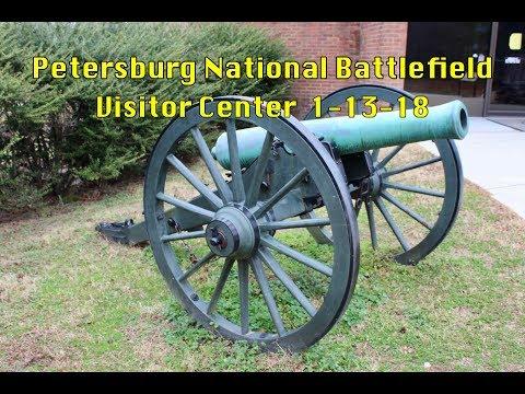 Petersburg National Battlefield Reviews, Tips & Activities | Park ...