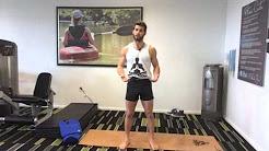 Man Flow Yoga - Eros Sport Shorts