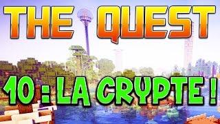 THE QUEST - Ep. 10 : LA CRYPTE ! - Fanta et Bob Minecraft Adventure
