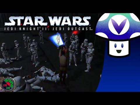 [Vinesauce] Vinny - Star Wars Jedi Knight II: Jedi Outcast (Cheat Code Battles)
