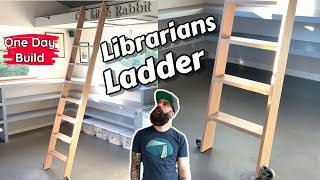 How to Make a Ladder | Easy Ladder Build