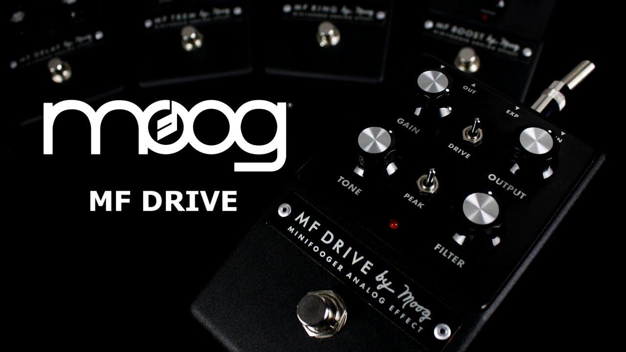 Moog Minifooger Drive