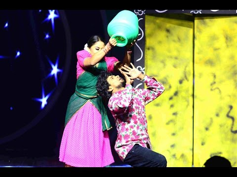 D 4 Dance Reloaded I Ajith & Swathi - Koodamela koodavechi I Mazhavil Manorama