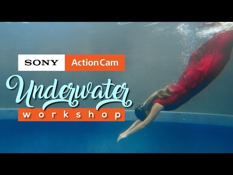 Underwater Videography Workshop | Sony Action Cam FDR-X3000 | Malaysia